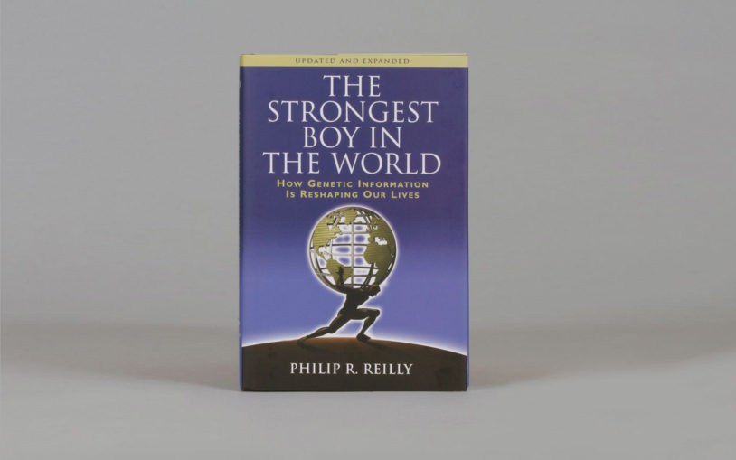 Philip Reilly - Strongest Boy in the World
