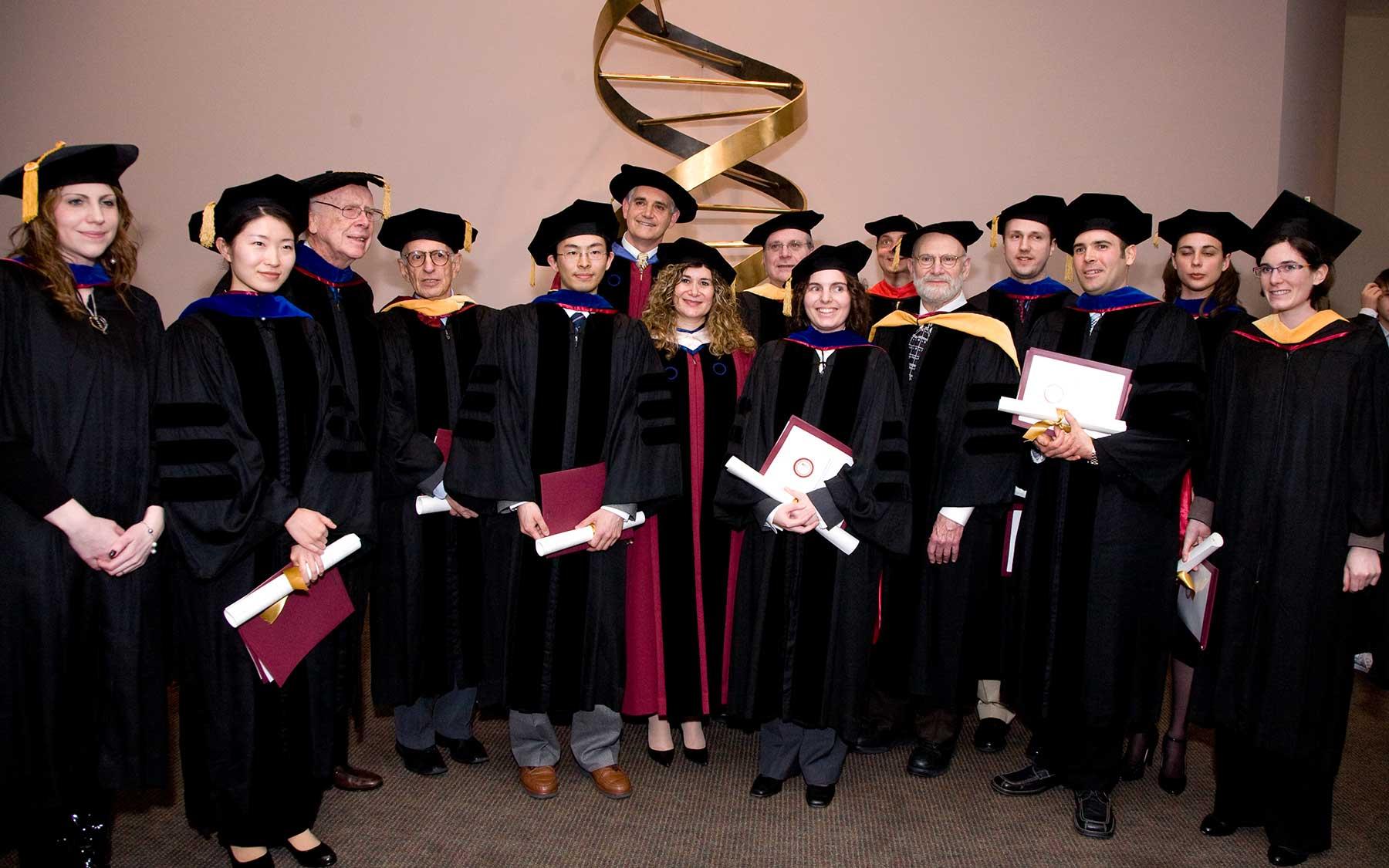 2008 WSBS graduating class