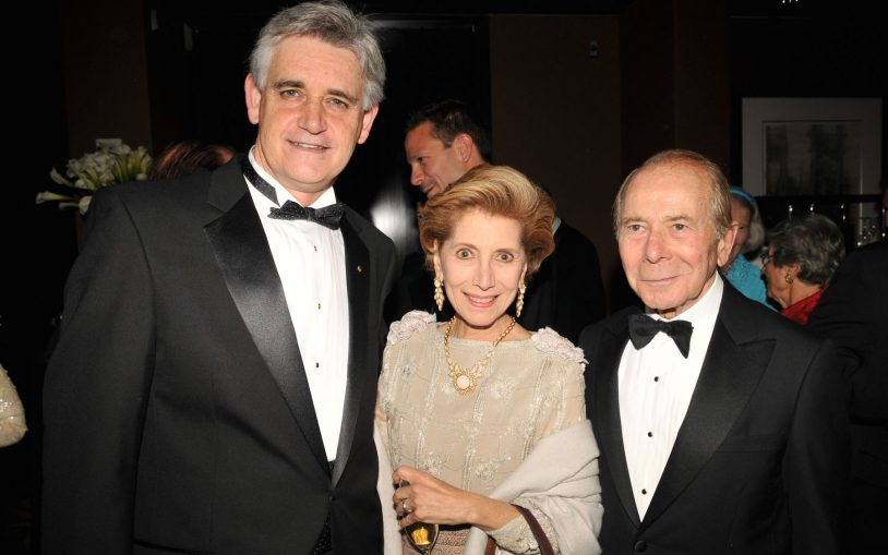 $2.8 million raised at 2009 Double Helix Medals dinner