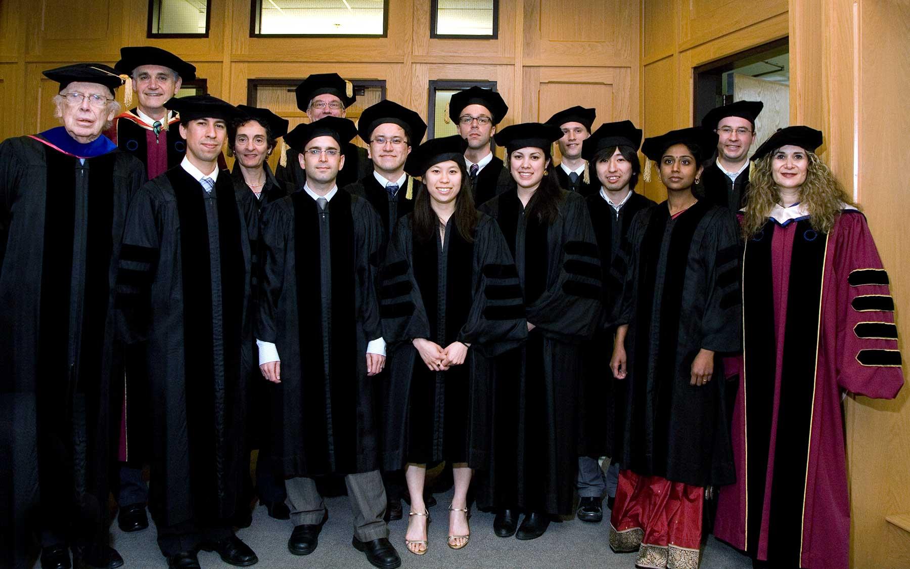 WSBS 2010 graduation