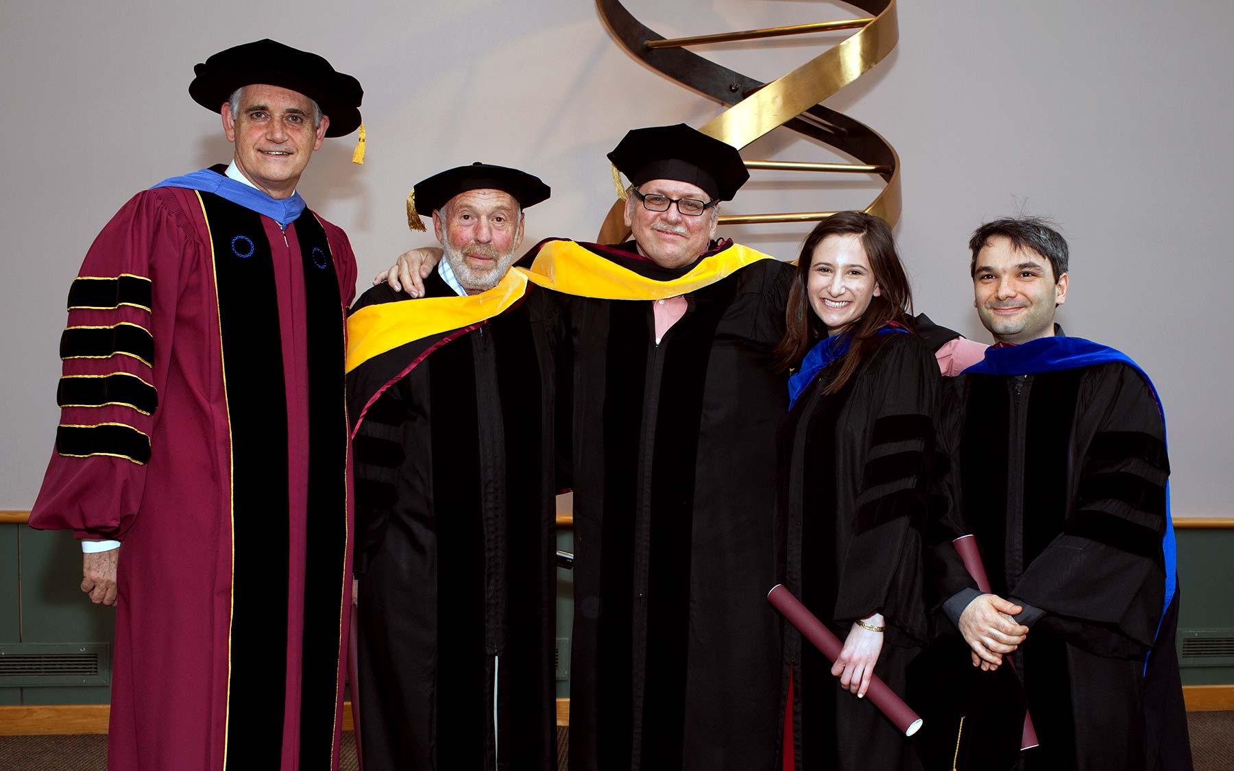 WSBS 2011 graduates