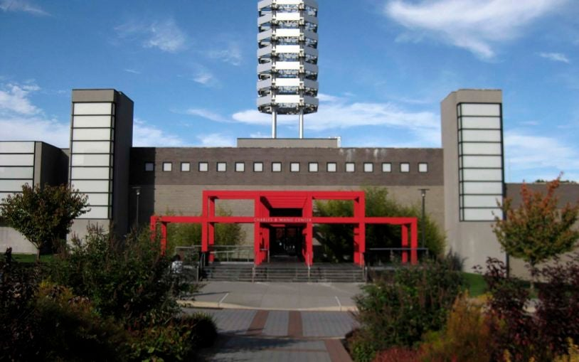 Stony Brook University Charles B Wang Center