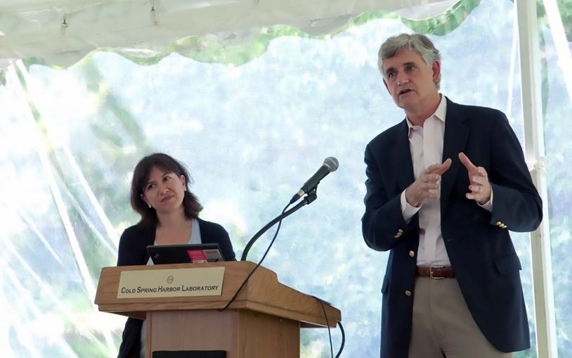 CSHL celebrates 10 years of the Women's Partnership For Science lecture and luncheon