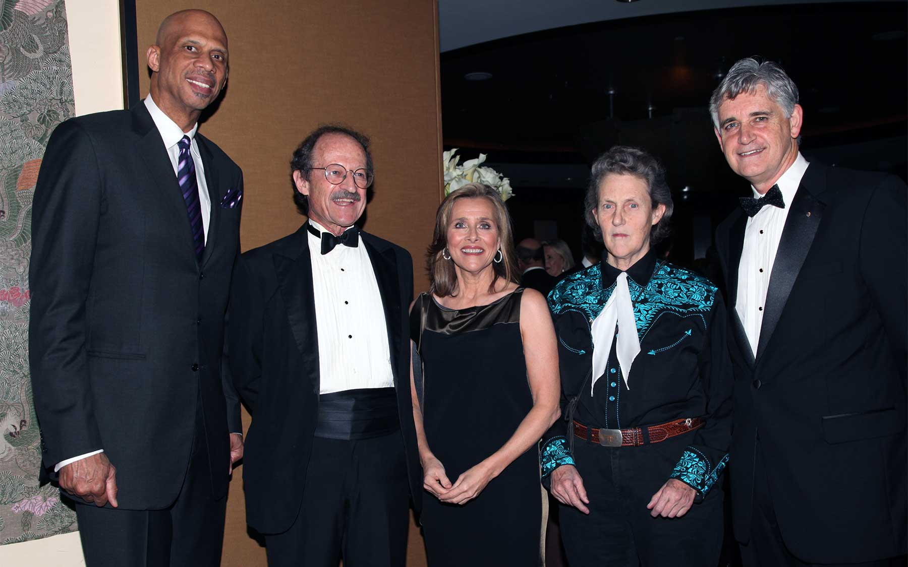 Double Helix Medal Dinner 2011