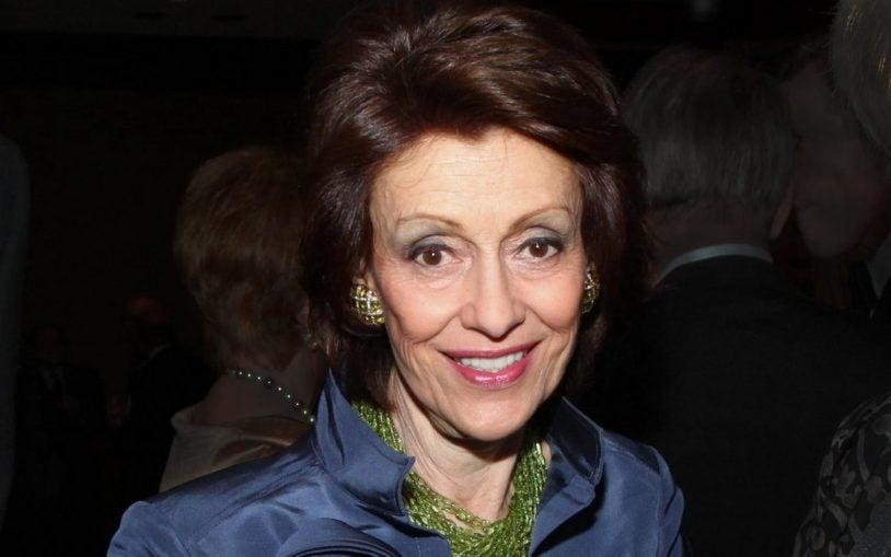 Evelyn Lauder 2010