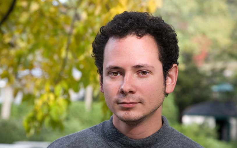 Florin Albeanu, CSHL neuroscientist, is named a Pew Scholar in Biomedical Sciences