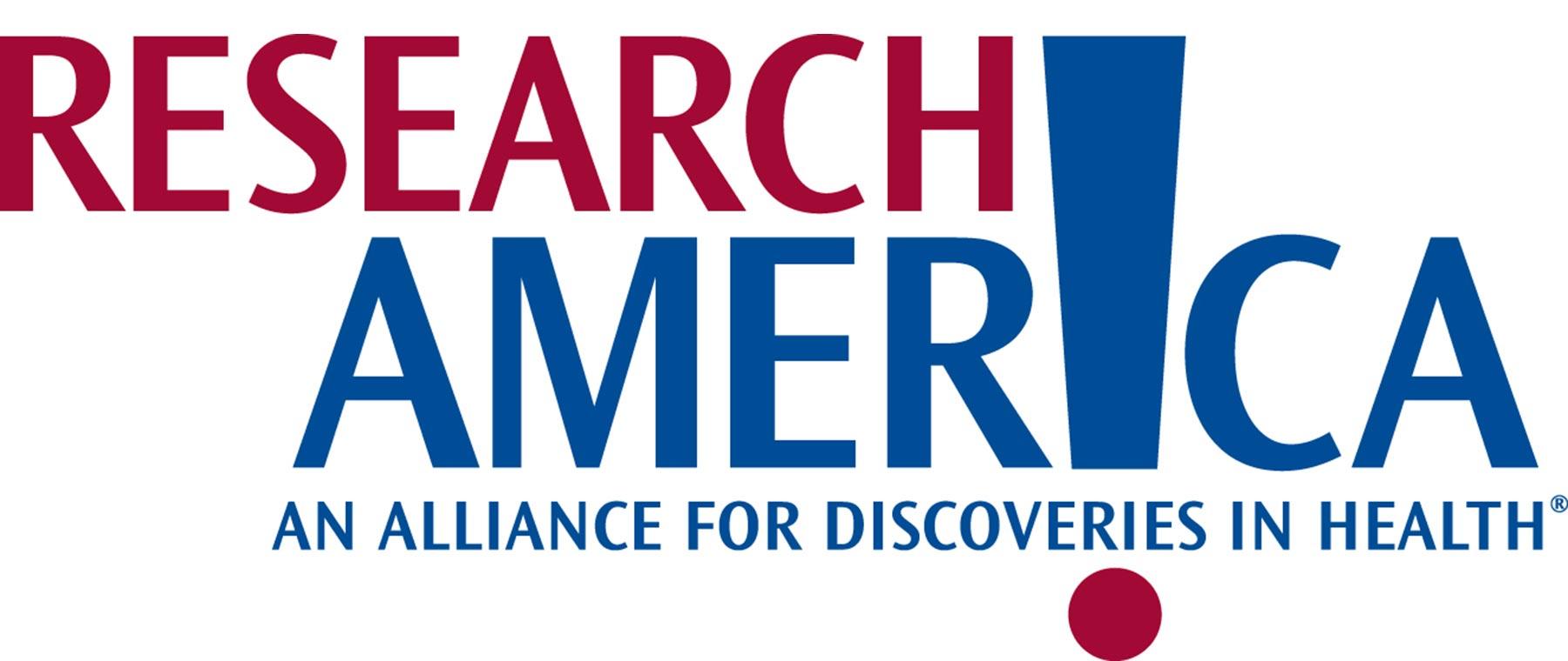 Reseach!America logo