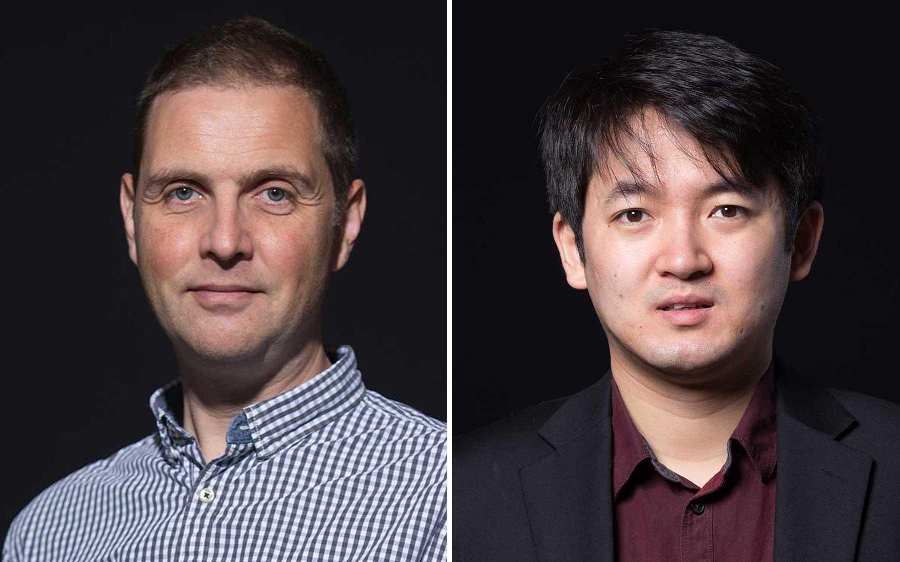 Scott Lyons and Lingbo Zhang