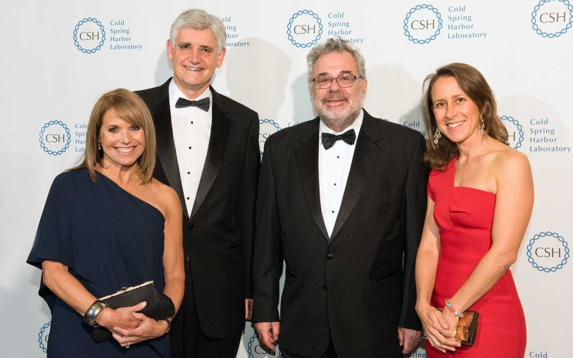 10th Double Helix Medals Dinner raises record $4.5 million for biomedical research at Cold Spring Harbor Laboratory