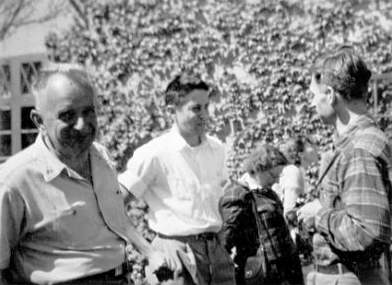 Milislav Demerec and Ernst Mayr