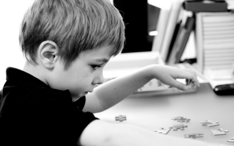 Why is autism more common in boys?