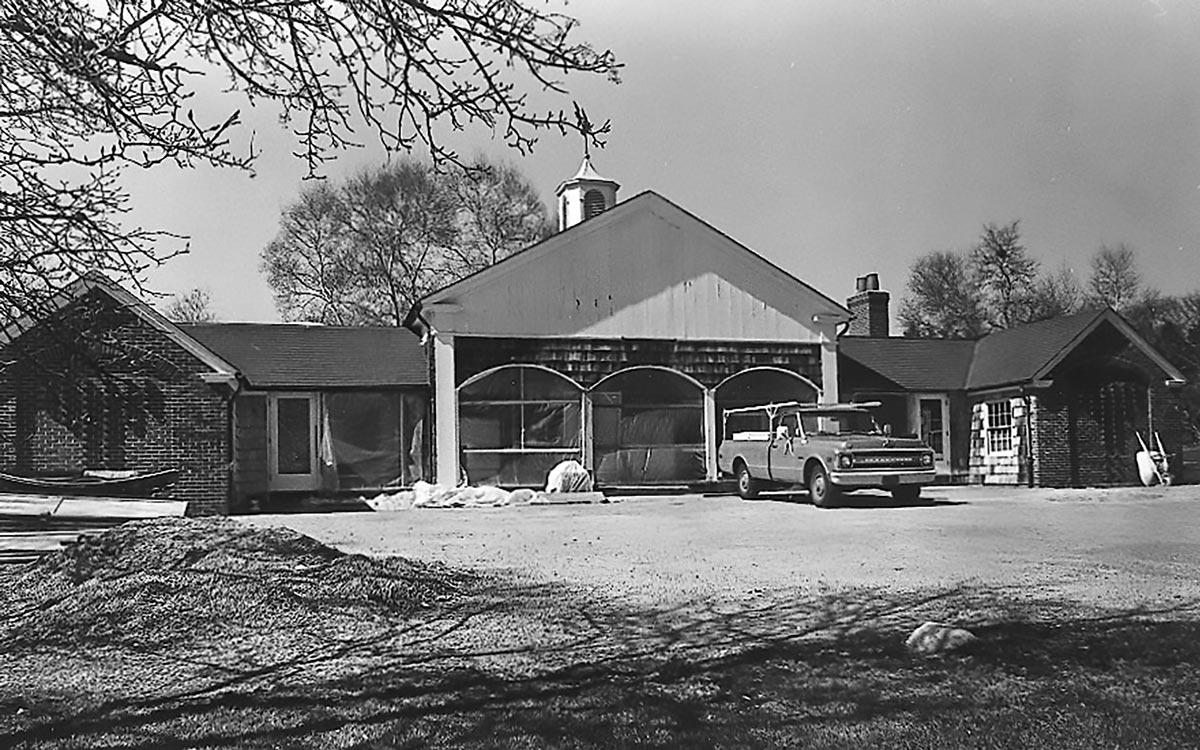 Banbury conference center garage
