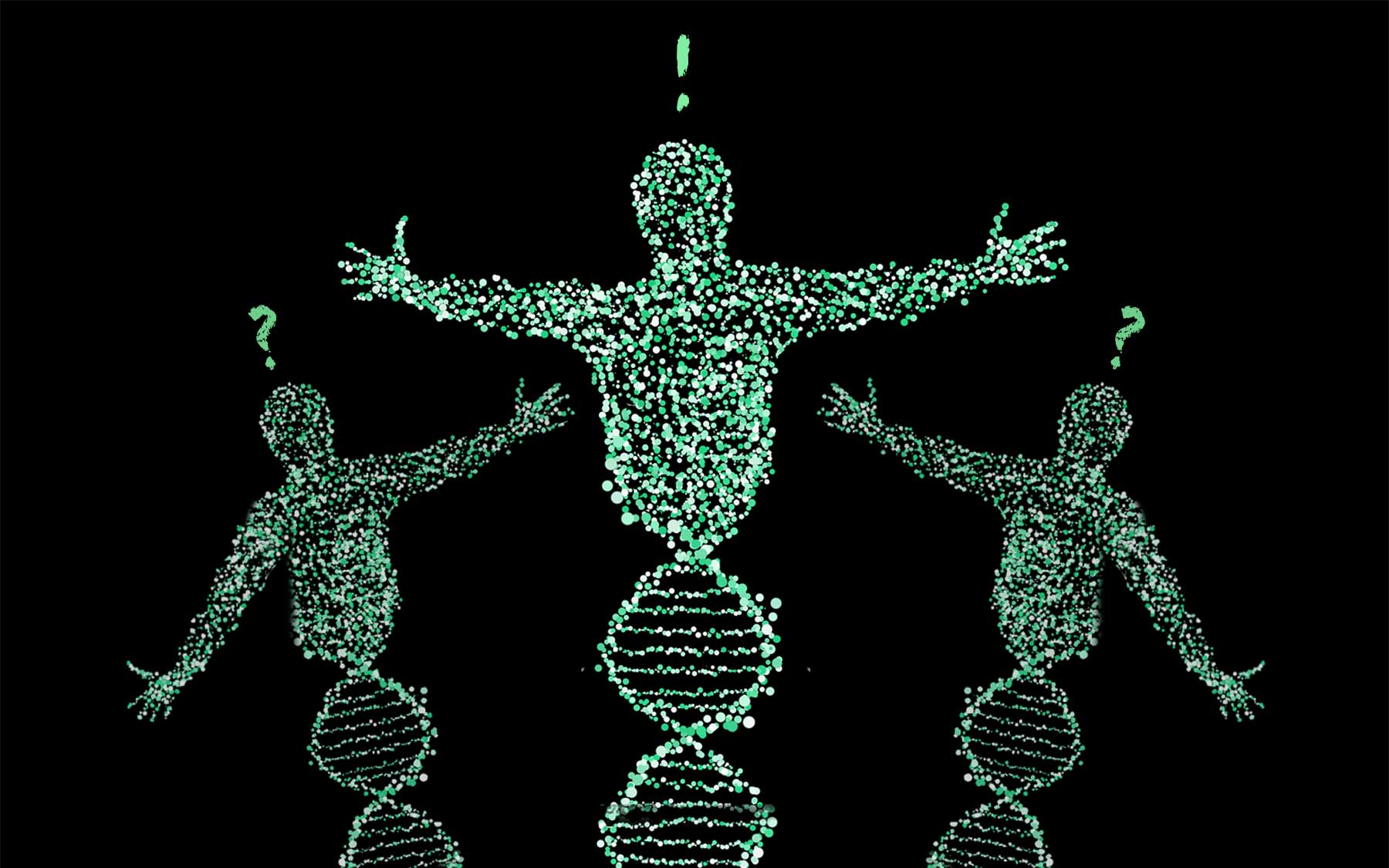 DNA confusion