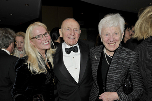 Cathy Soref, Erwin and Freddie Staller