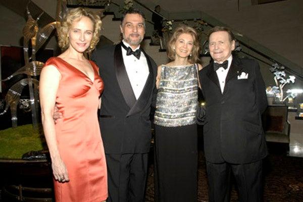 Laila Robins, Robert Cuccioli, Maria Cooper Janis, Byron Janis