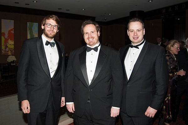 CSHL Scientists, Paul Masset, Michael Schatz, Dawid Nowak