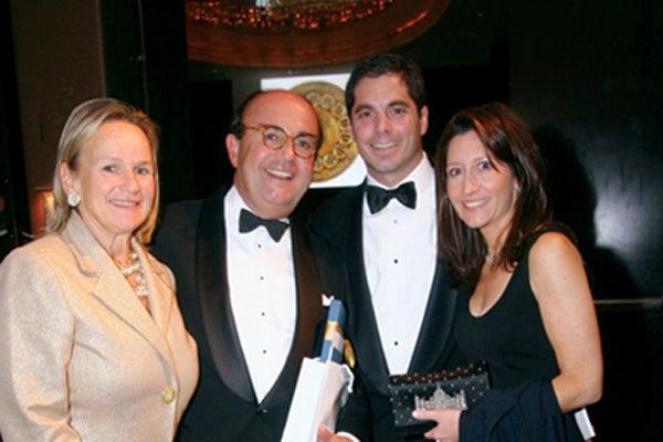 Nancy Schuville, Ray Schuville, Rick DellaRusso, Mary DellaRusso