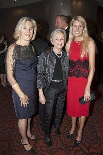 Judy Cormier, Angela Thompson, Jamie Nicholls