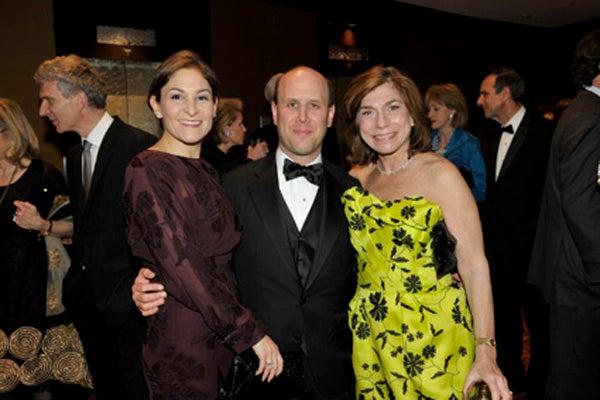 Jennifer and Marc Lipschultz, Ellen Cogut