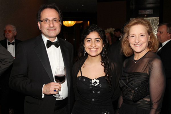 David Spector, Melissa Lesh, Mona Spector
