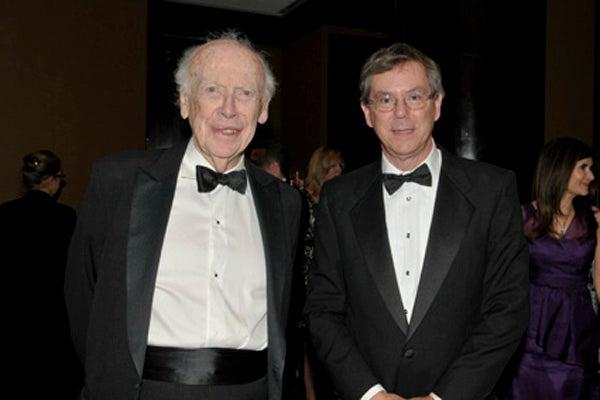 Jim Watson and Art Levinson