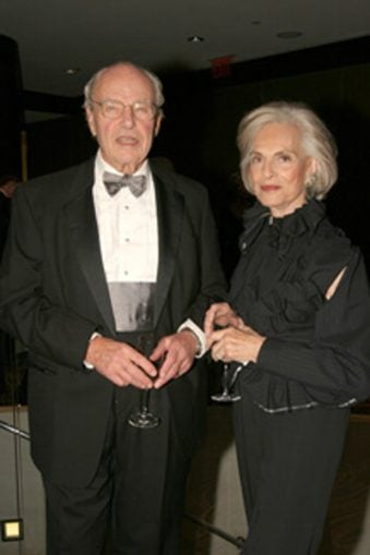 Drs. Paul and Joan Marks