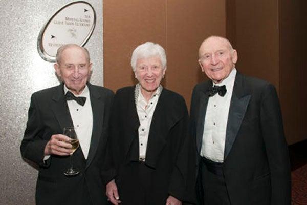 Walter Kissinger, Freddie and Erwin Staller