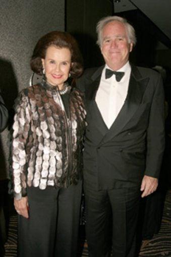 Hillie Mahoney and Charles Dana