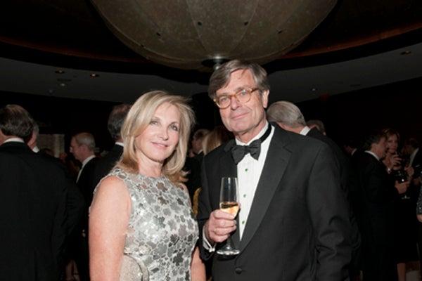 Sandy Tytel and Hans Bosch