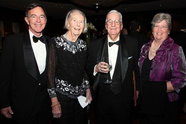 John Luke, Fanny and David Luke, Kathleen Luke