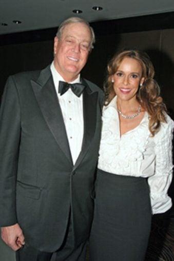 David and Julia Koch