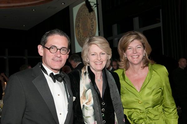 Hans Morris, Bridget Macaskill, Kate Morris