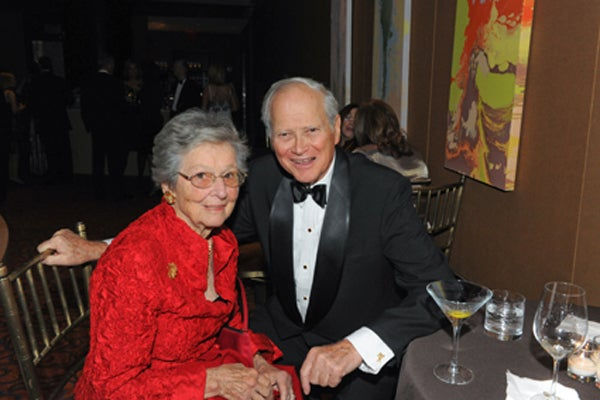 Mary Lindsay and Bruce Gelb