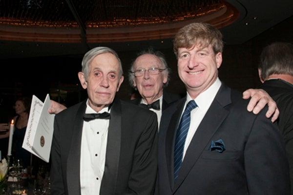 John F. Nash, Jr., Jim Watson, Congressman Patrick Kennedy
