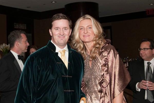 Harry and Kristina Davison