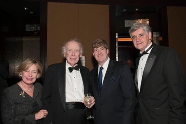 Shari Staglin, Jim Watson, Congressman Patrick Kennedy, Bruce Stillman