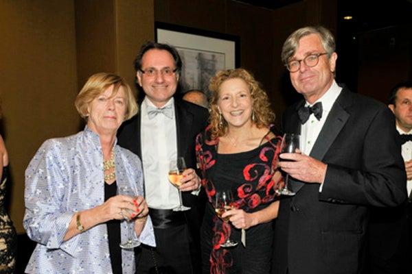 Pien Bosch, David and Mona Spector, Hans Bosch