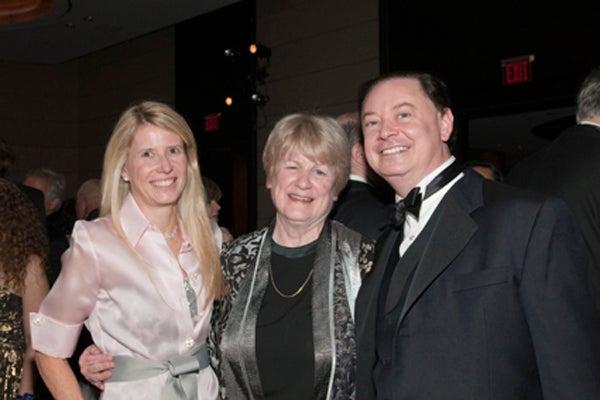 Jamie Nicholls, Mary-Claire King, Andrew Solomon