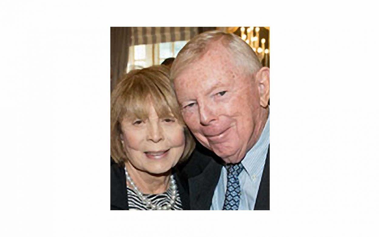 Helen & Charles Dolan