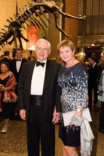 Ed Matthews and Vilma Keri