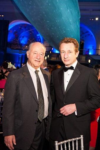Gerald Fischbach and Pavel Osten