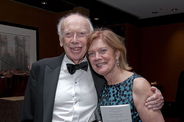 Jim and Liz Watson