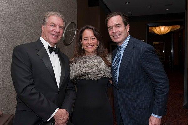 John Feingold, Nancy Seligson, Frank O'Keefe