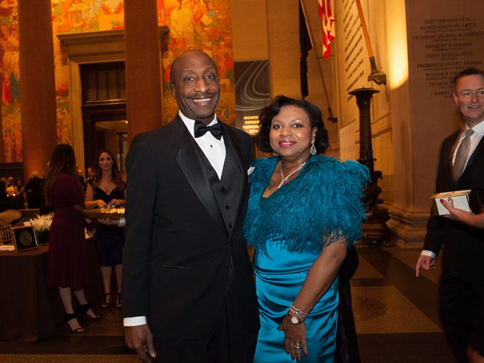 Ken and Andrea Frazier