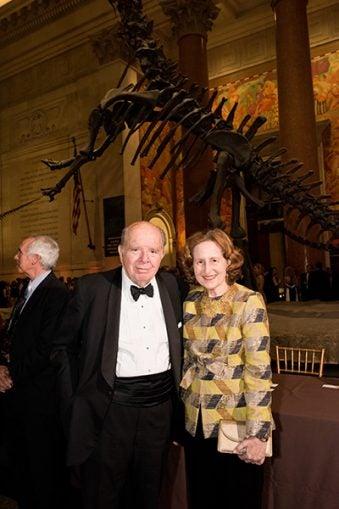 Leon and Cynthia Polsky