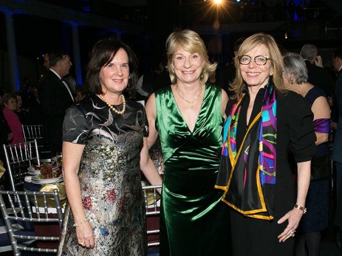 Linda Gelfand, Marilyn Simons, Miki Donoho