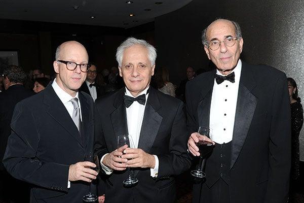 Neil Shneider, Gerard Karsenty, Richard Axel