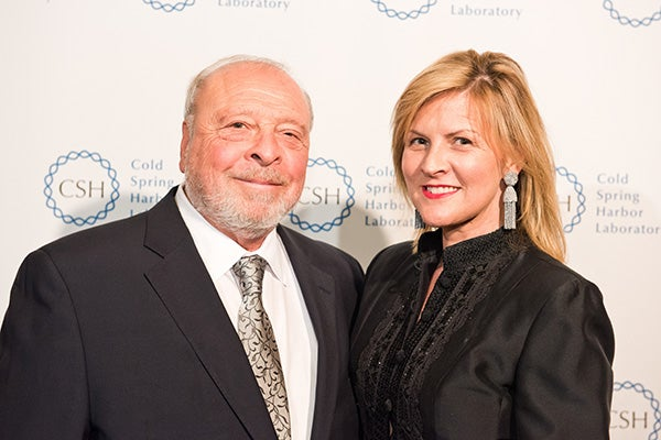 Nelson and Sandy DeMille
