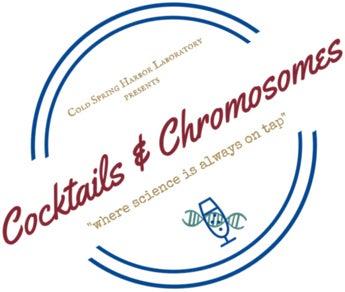 cocktails & chromosomes logo