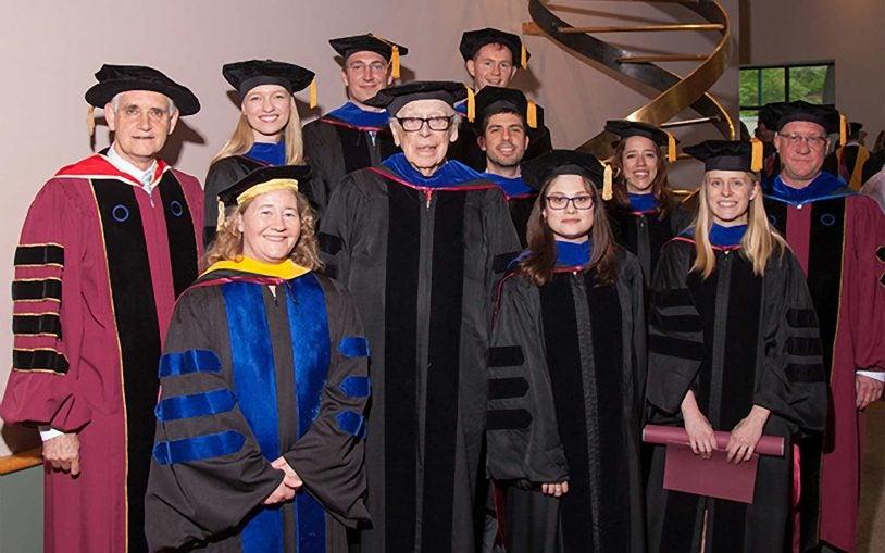 Nobel laureate Dr. Carol Greider gives keynote at Cold Spring Harbor Laboratory graduation